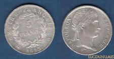 Ier Empire, 1804 – 1814 5 Francs Revers Empire Napoléon 1813 D Lyon SUP++ SPL QU