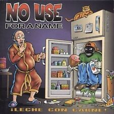 NO USE FOR A NAME - Leche Con Carne LP - Sealed new copy - Classic Punk