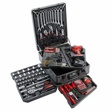 Taladro Inalámbrico y Ultimate Tool Kit/Socket Set/controladores de tornillo + más