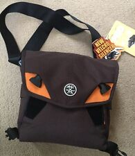 Crumpler - The Five Million Dollar Home Camera Bag Brown/Orange/Light Blue