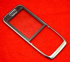 Original Nokia e52 e 52 front cover frame marco máximos carcasa cáscara pantalla vidrio