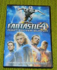 FANTASTIC 4: RISE OF THE SILVER SURFER - Jessica Alba - 2009 DVD