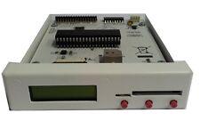 Neueste Version: HxC SD Floppy Emulator Rev. F mit Gehäuse, weiß f.Atari ST