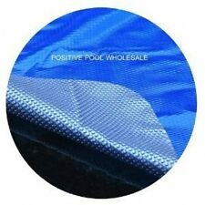 12' Round Swimming Pool Solar Blanket Cover-8 Mil 5 Year Warranty