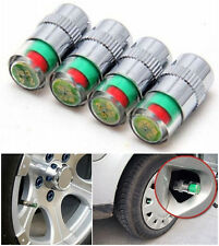 4X Useful Car Auto Tire Pressure Valve Stem Caps Sensor Indicator Alert Monitor