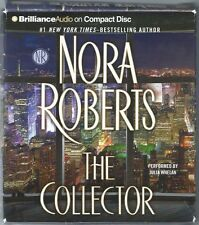 The Collector by Nora Roberts (2015, CD, Abridged)
