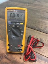 Fluke 179 Multimeter W/ Leads (470)