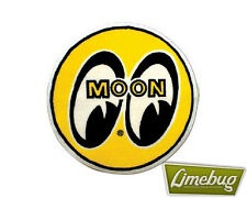 Mooneyes Circular Logo Front Door Floor Mat VW T1 T2 T3 Hotrod Beetle Ghia Bus