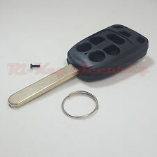 New 6 Buttons Remote Key Shell Keyless Case FOB For Honda Odyssey 2011-2013