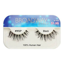 Broadway Eyes By Kiss Lashes Black #WSP Bla20