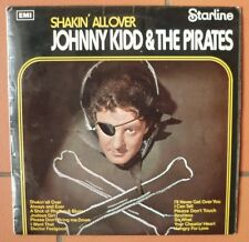 LP JOHNNY KIDD & THE PIRATES SHAKIN' ALL OVER
