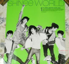 Korea IDOL SHINee Vol.1 The SHINee World Taiwan Promo Poster