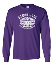 297 Globo Gym Long Sleeve Shirt costume dodgeball uniform movie vintage cobras