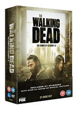 The Walking Dead Seasons 1-5 DVD Boxset