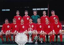 Liverpool FC 1965-1966 First Division Champions A4 quality print