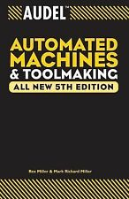 Audel Automated Machines and Toolmaking-ExLibrary