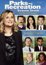 Parks and Recreation: Final Seventh Farewell Season 7 (DVD, 2015, 2-Disc Set)
