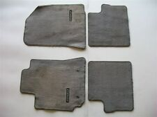 03 04 05 06 07 08 TOYOTA COROLLA GRAY CARPET FLOOR MATS RUGS OEM GENUINE SET #3