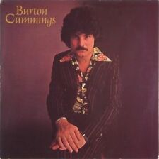 "12"" Burton Cummings (Guess Who) Same (I`m Scared, Stand Tall) 70`s CBS Portrait"