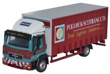 Oxford 76MAN001 MAN L2000 Curtainside Pollock (1577) 1/76 Diecast