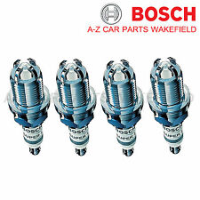 B254FR78X For Honda Accord 1.6 i 2.2i 2.3 i 2.4 E Bosch Super4 Spark Plugs X 4