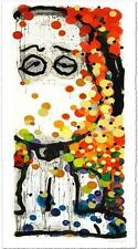 """TOM EVERHART's """"BEAUTY SLEEP (CHARLIE BROWN)"""" LIMITED EDITION LITHOGRAPH MINT"""