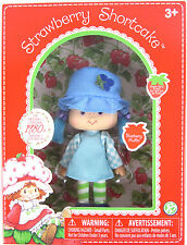 CLASSIC 1980s BLUEBERRY MUFFIN Retro Strawberry Shortcake Berry Scented Doll Box