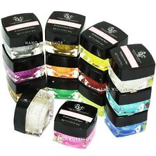 14 colori GLITTERATE UV Gel Nail Art polacco Art Builder sistema Salon # 300