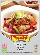 Seah's Spices Singapore best selling Recipe for Kung Pao Spices 66g