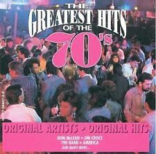 Greatest Hits 70's 5 Various Artists Audio CD