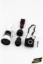 1/6 Camera Equipment Set TOYS USA Nikon Digital Lens DLSR Canon Hot Toys