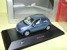 NISSAN MICRA Bleu J-COLLECTION 1:43