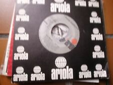 "7"" I SANTO CALIFORNIA AVE MARIA..NO!NO! I TUOI OCCHI SORRIDENTI GERMANY PRESS EX"