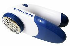 NEW! Evercare Giant FABRIC SHAVER HEAVY DUTY Fuzz Remover BATTERY 2AA OPERATED