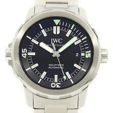 Authentic IWC IW329002 Aqua Timer Automatic  #260-000-854-9884