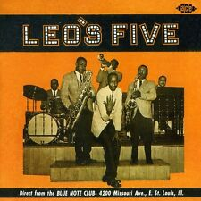 Leo's Five - Direct from the Blue Note Club [New CD] UK - Import