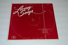 Living Songs~Back To The Bible Broadcast Choir~Christian Gospel~FAST SHIPPING