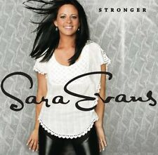 SARA EVANS : STRONGER (CD) sealed