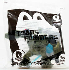 McDonalds Transformers Prime Bulkhead #5 Happy Kids Meal Toys Sealed