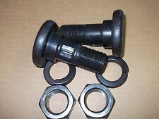 BUSH HOG ROTARY CUTTER BLADE BOLT KIT. # 63607BH. TWO BOLTS. 51 MODEL C-DETAILS