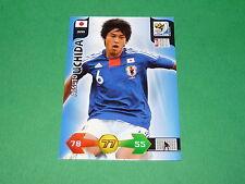 UCHIDA  JAPAN PANINI FOOTBALL FIFA WORLD CUP 2010 CARD ADRENALYN XL
