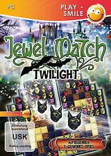 **JEWEL MATCH * TWILIGHT *  3-GEWINNT-SPIEL   PC CD-ROM
