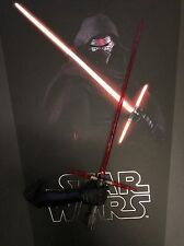 Hot Toys Star Wars The Force Awakens MMS320 Kylo Ren LED Light Up Lightsaber