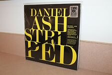 Daniel Ash Striped NEW & SEALED yellow vinyl 180g 2 LP +download limited to 1000
