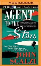 Agent to the Stars by John Scalzi (2015, MP3 CD, Unabridged)