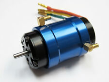 SSS 3674 2075KV 4 Poles Brushless Motor with Water Cooling Jacket