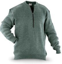 Best 100% soft wool sweater you'll ever wear! Military Surplus, Army, Cold Gear