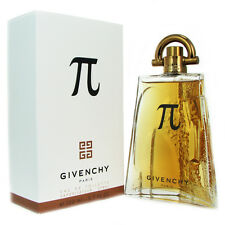 GIVENCHY PI 3.3 OZ. EDT Spray*MEN'S PERFUME*NEW COLOGNE IN BOX*SEALED FRAGRANCE