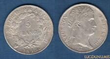 Ier Empire, 1804 – 1814 5 Francs Revers Empire Napoléon 1813 U Turin TTB Tres RA