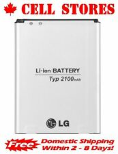 New LG Exceed 2 Ultimate 2 Battery L65 L70 D285 D320 BL-52UH 2100mAh